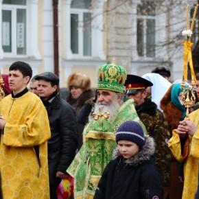 Торжество Православия в Николаеве